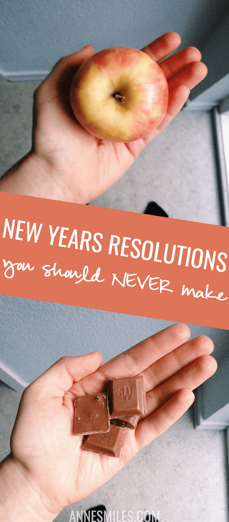 New Year\'s Resolutions You Shouldn\'t Make