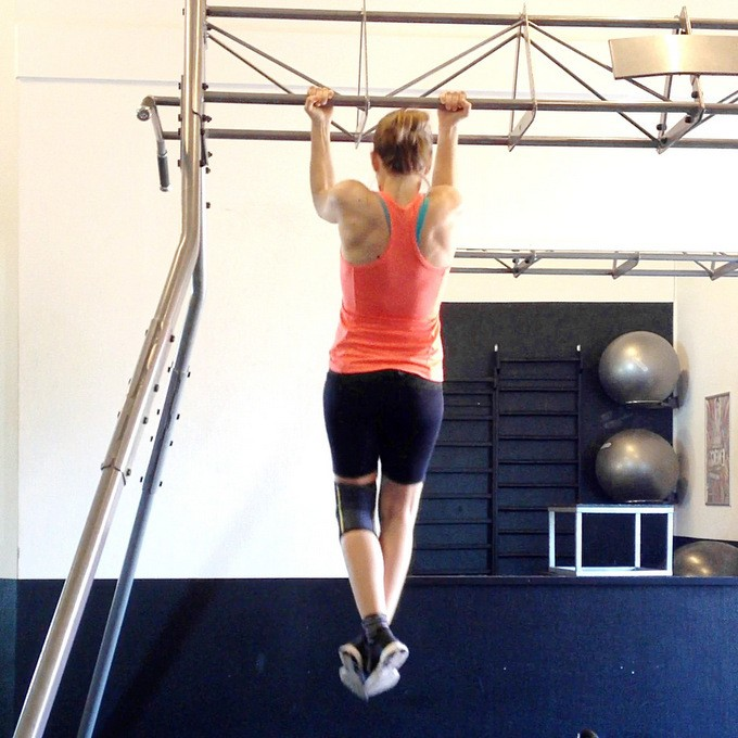 Learn the difference between pull ups and chin ups, and how to do them correctly!