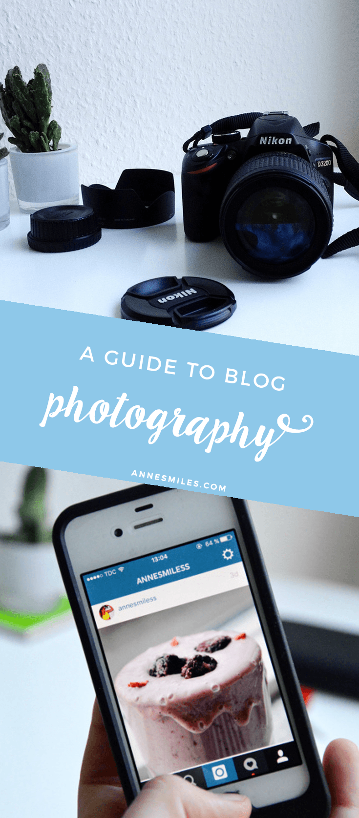 Blog Photography - How to take blogging pictures of yourself on your own without a remote #photography #blogging #blog