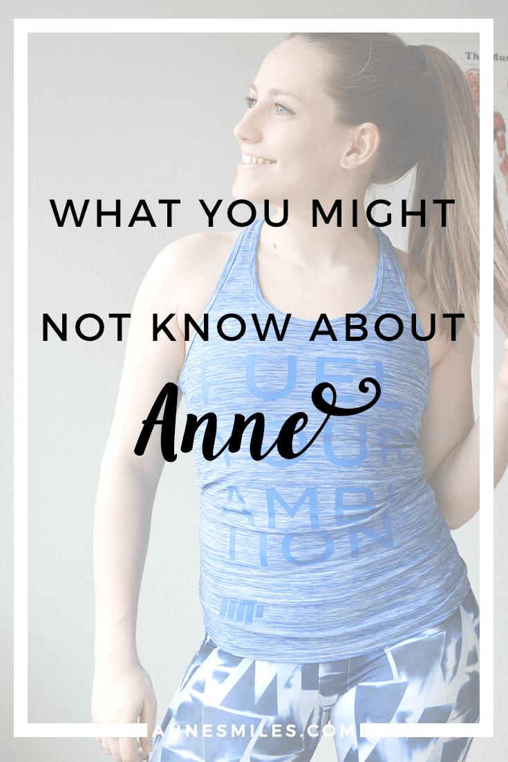 What you might not know about me    Here's 10 things you might not know about me – because if we're ever going to be best friends, you need to know what you're signing up for! Click through to read more, or repin to save for later!
