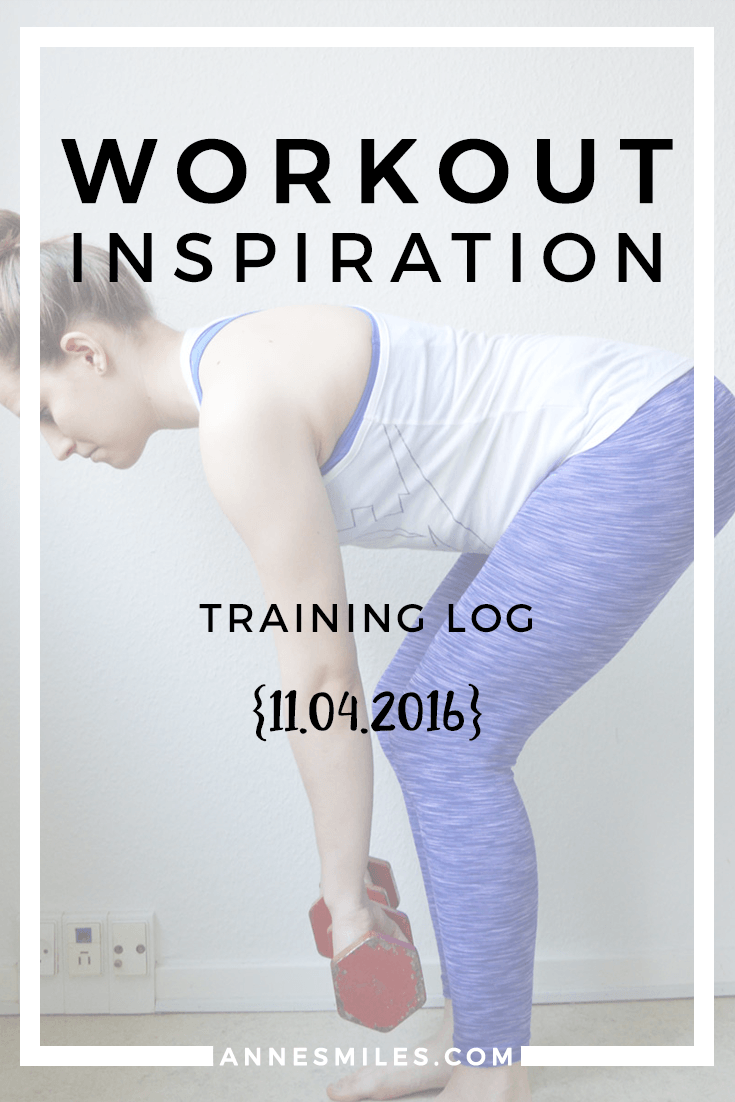 Workout Inspiration: Leg Workout