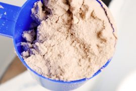 Choosing the right kind of protein powder
