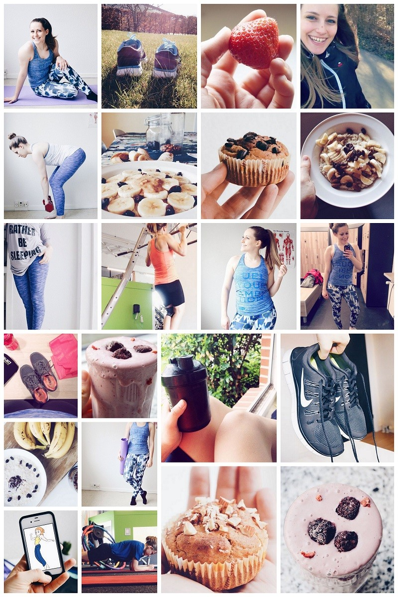 My month in pictures - let's take a look at the past month and just a chat about life!