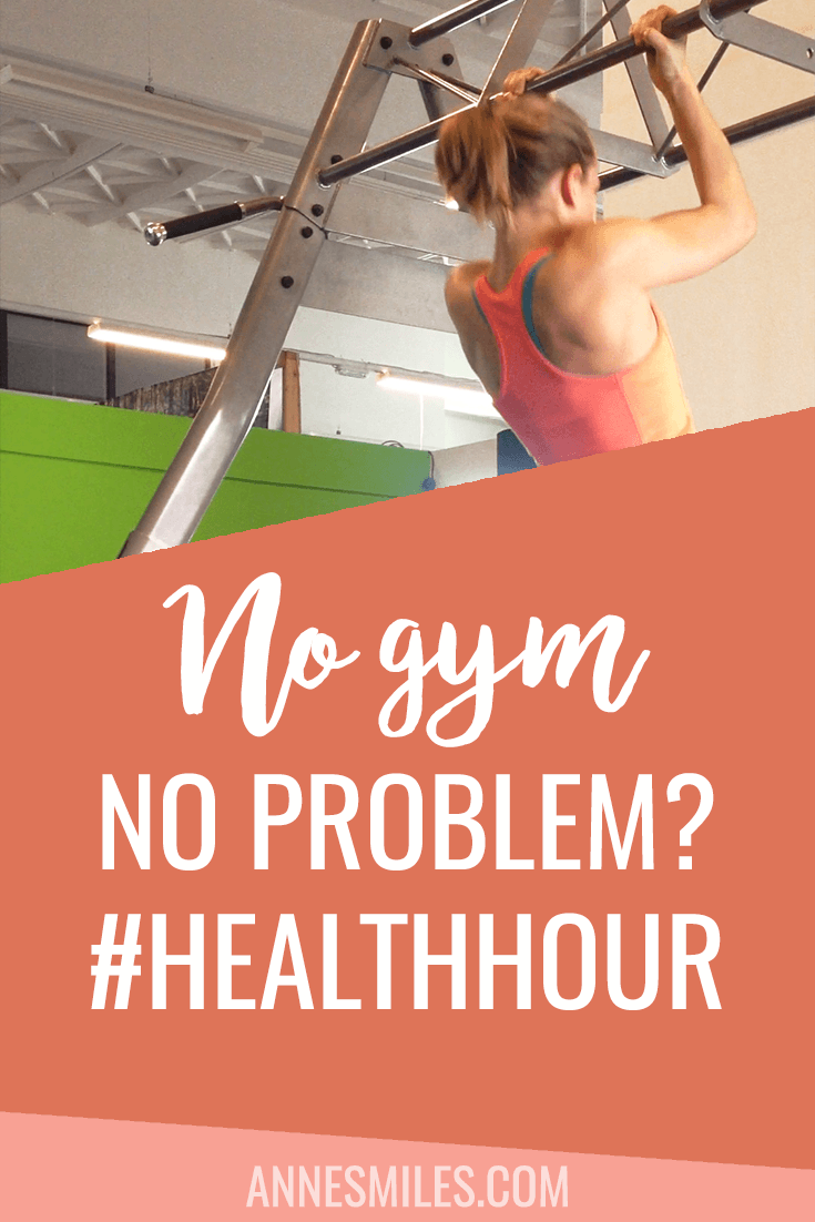 No gym no problem? Do you really need a gym membership to workout? Here\'s #HealthHour\'s thoughts on it! Click through to read more, or repin to save for later!