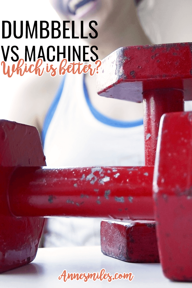 When you're at the gym do you go from machine to machine or head straight to the weights area? And which is actually best? Here's a breakdown of the pros and cons of each || Click through to read more, or repin to save for later!