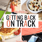 Getting Back on Track – #HealthHour no. 1