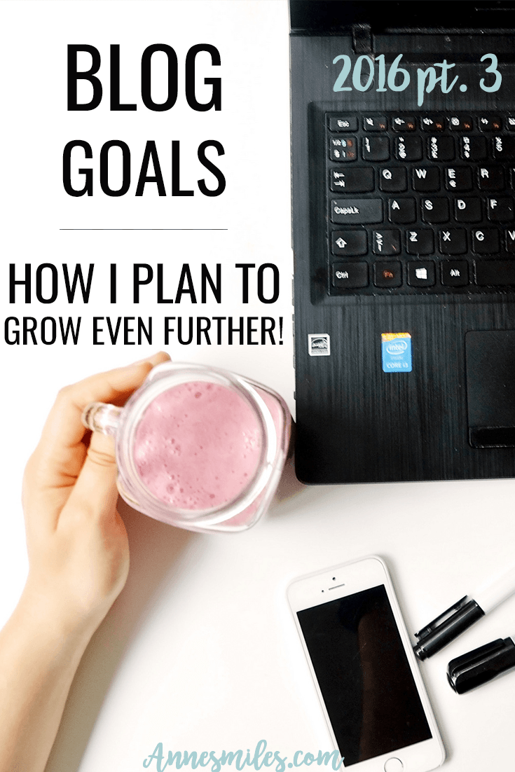 A lot has happened since the start of the year, my blog has grown in ways I never expected. Now it's time to evaluate successes and failures, and set even greater goals! Click through to read more, or repin to save for later!