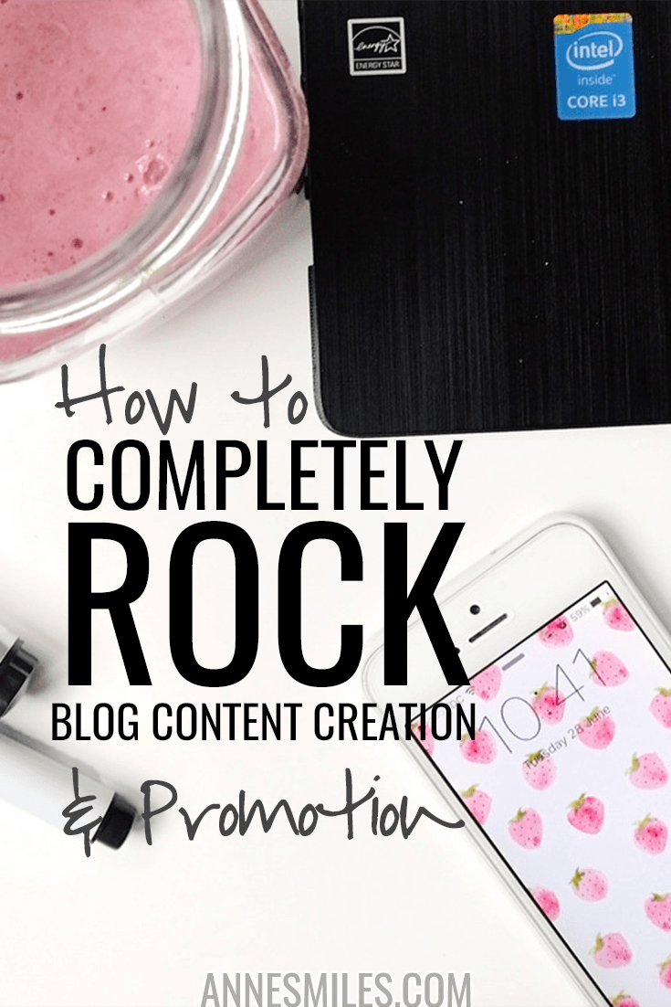 How to completely rock blog content creation & promotion. This combined editorial calendar and social media scheduler takes the stress out of blogging. Click through to read more, or repin to save for later!