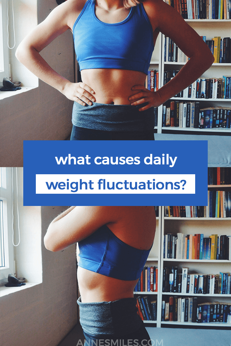 Why does your weight change so much through the day? Does gaining weight always mean you've gained fat? Here's a breakdown 9 factors that can make your weight fluctuate #weightloss