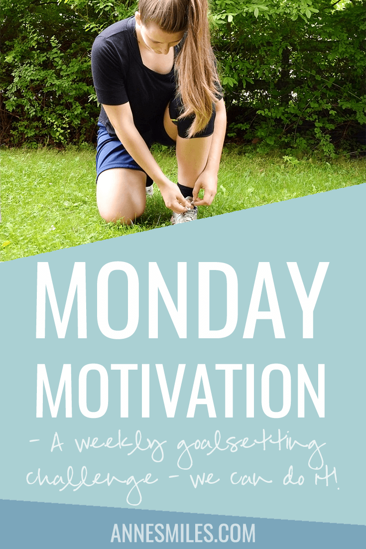 Need some #MondayMotivation? Join this weekly goal setting challenge where we can support each other as we prepare for world domination! Click through to read more, or repin to save for later!