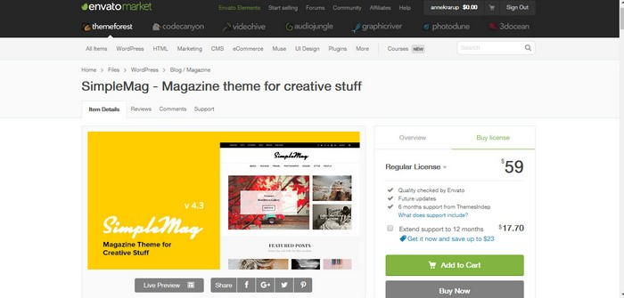 Simplemag by Themesindep from Themeforest.jpg