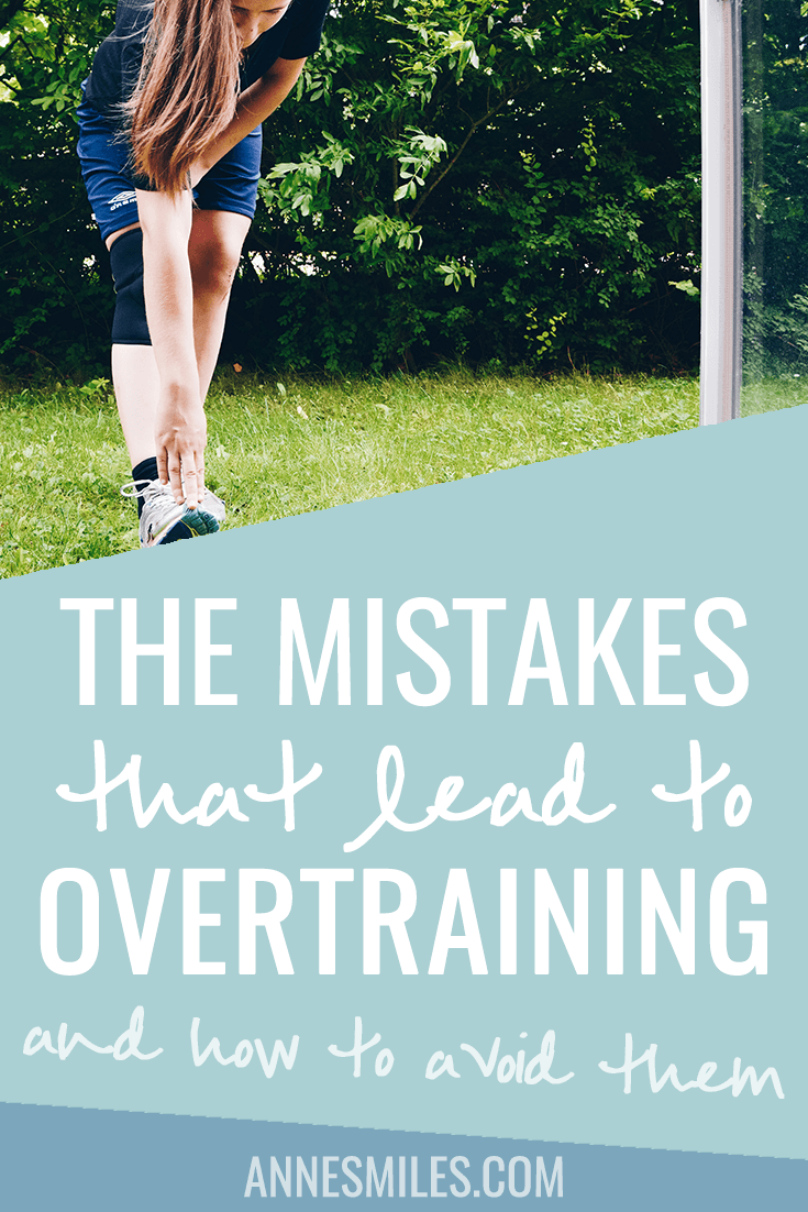 How soon would you notice if you were overtraining? Here are the most common mistakes different types of people make. Click through to read more, or repin to save for later!
