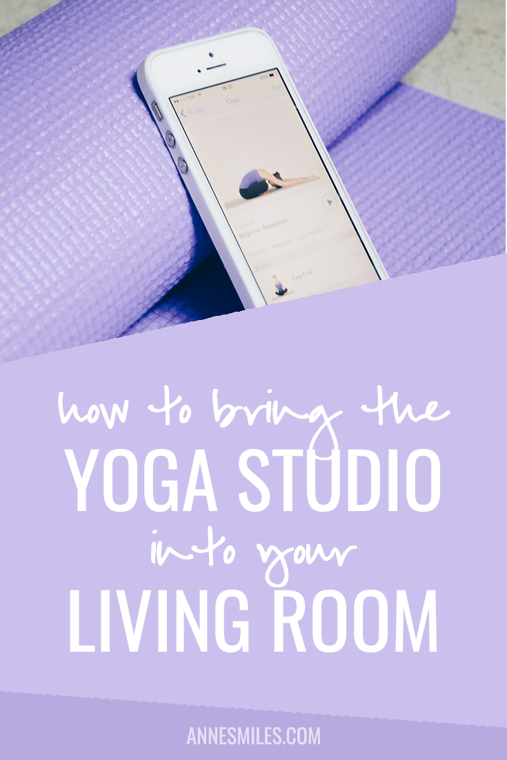 Bring the Yoga Studio into Your Living Room - App Review
