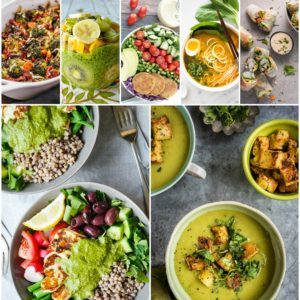 35 Food Bloggers' Best Healthy Recipe of the Year