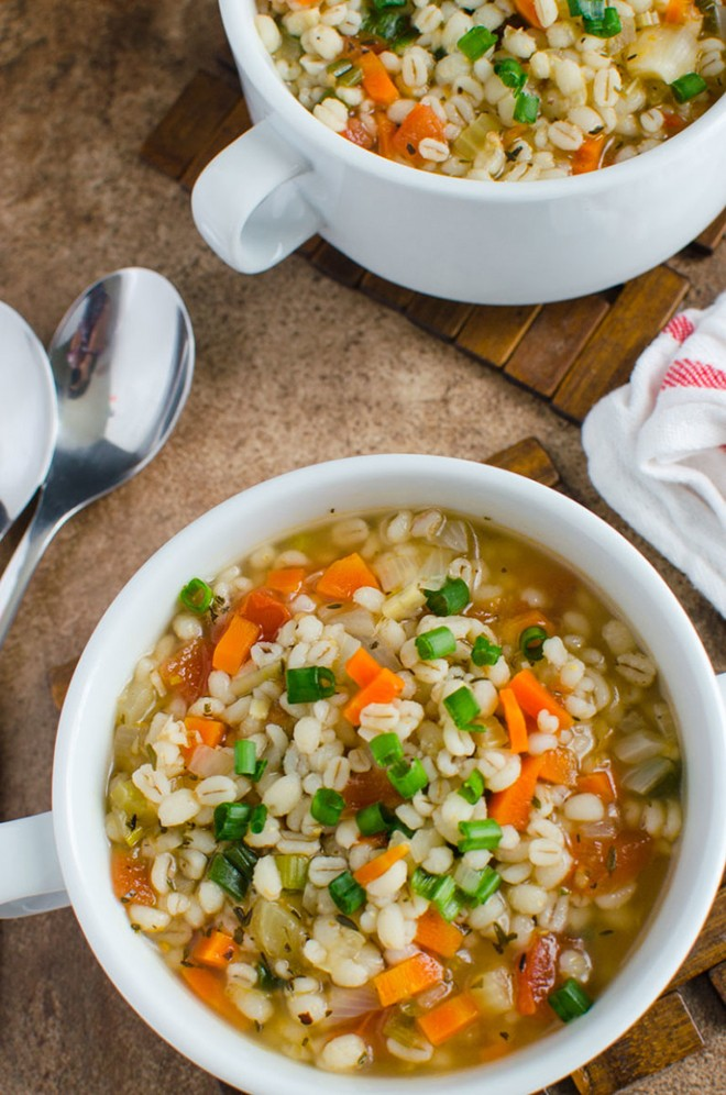 Lastly, this healthy barley soup gives a yummy ending to this post - watchwhatueat.jpg