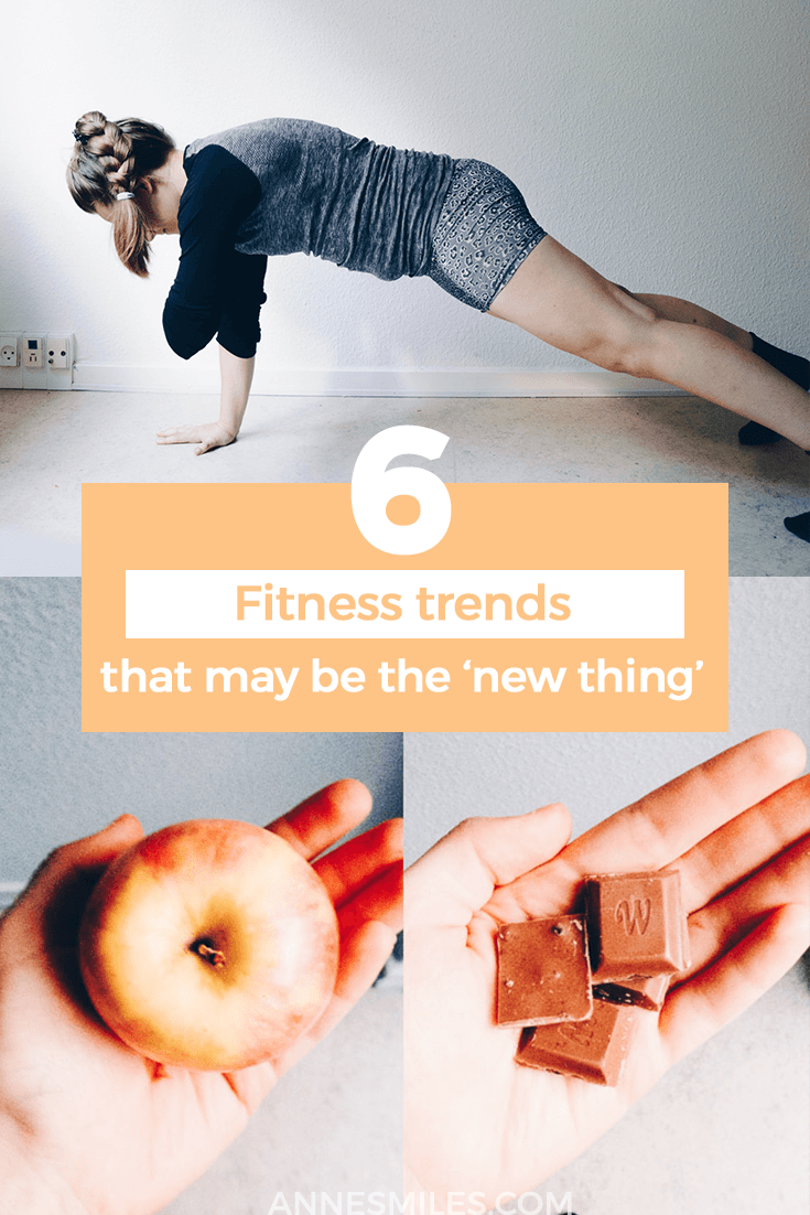 Fitness and health is a big thing, and I doubt that's going to change. But new trends are always popping up in the movement, and here's 6 I think are going to take over any moment!
