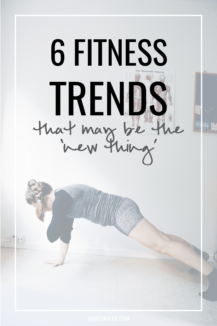 6 Fitness Trends That May Be the \'New Thing\'