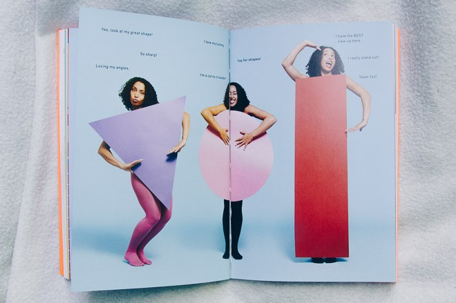 Picture of the book the girl guide by Marawa Ibrahim - Bodies come in all shapes and sizes