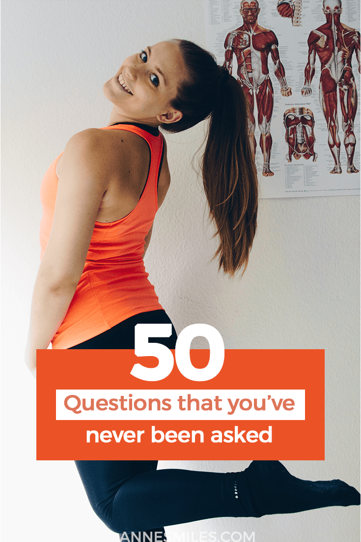 50 questions you've never been asked