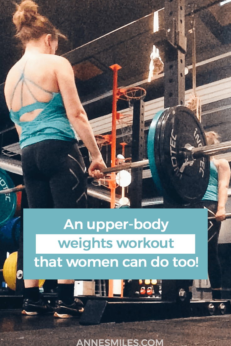 As I get asked for strength workouts for women (and if they should do chest exercise), I created this post + workout.