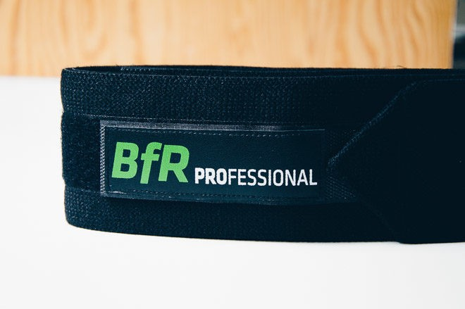 BFR Pro leg occlussion bands