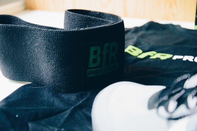 BFR pro - Blood flow restriction training