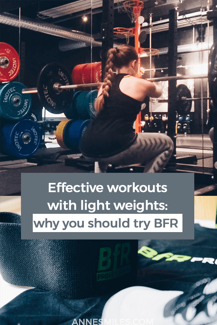 What Blood Flow Restriction Training is, and Why You Should Try it!
