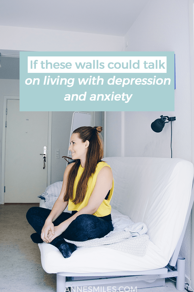 On living with depression and anxiety, desperate to start over #mentalhealth #depression #anxiety #loneliness
