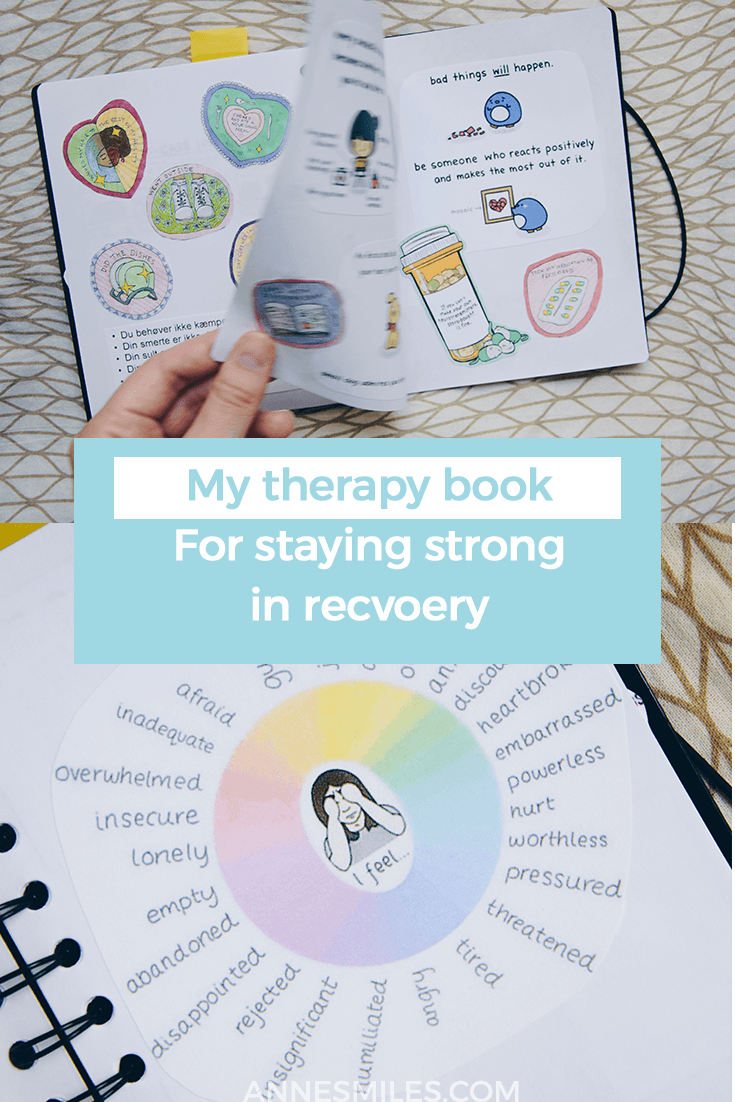 A tool for taking care of your mental health and remembering the important lessons from therapy