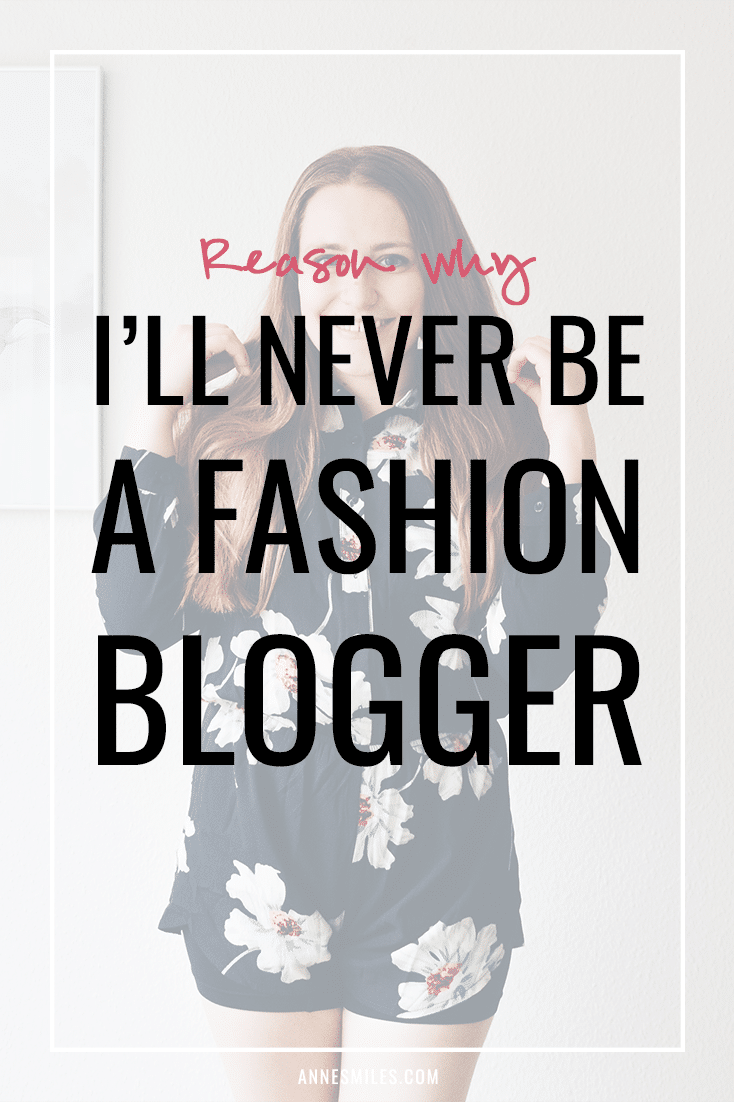 This might go horribly wrong, but I will try to be a fashion blogger for a day. And find 264 reason why that's a bad idea. #fashion #fashionblogger #humor