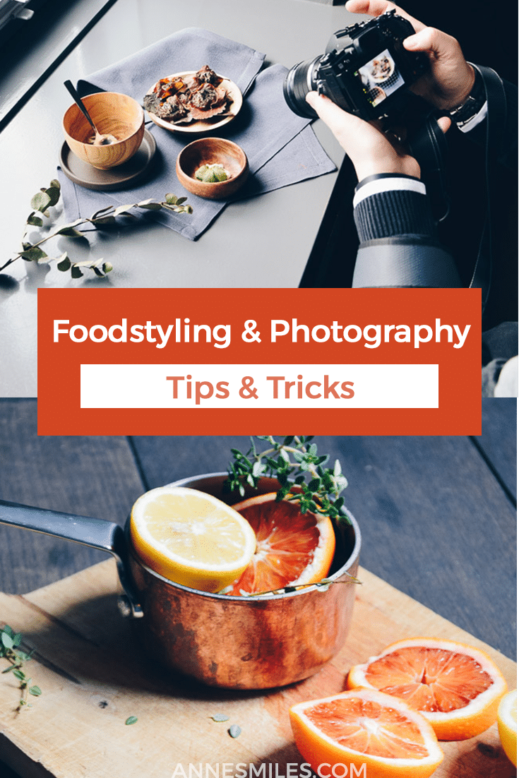 Food is for shooting, not eating - At least that's the rule when you meet up with a bunch of bloggers to learn how to take amazing pictures of food! #foodstyling #foodphotography #foodblogger