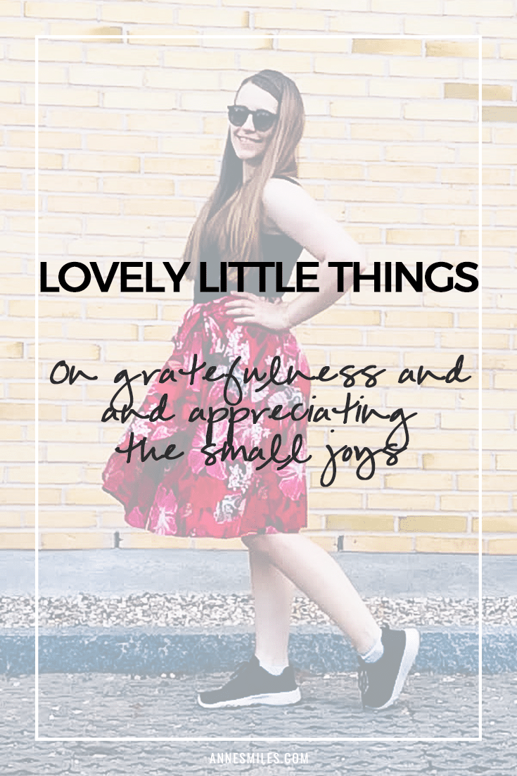 Lovely little things: Floral skirts, Oreo cheesecake + more!