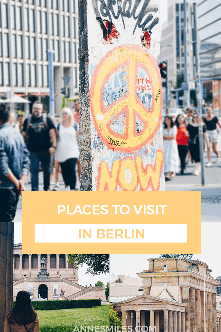 Travelling to Berlin soon? This is a place with a complicated, horrifying, fascinating history. Here are some of the places to visit to experience the magic of Berlin. #travel #berlin #germany