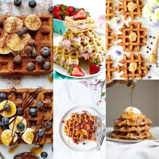 22 healthy waffle recipes you have to try