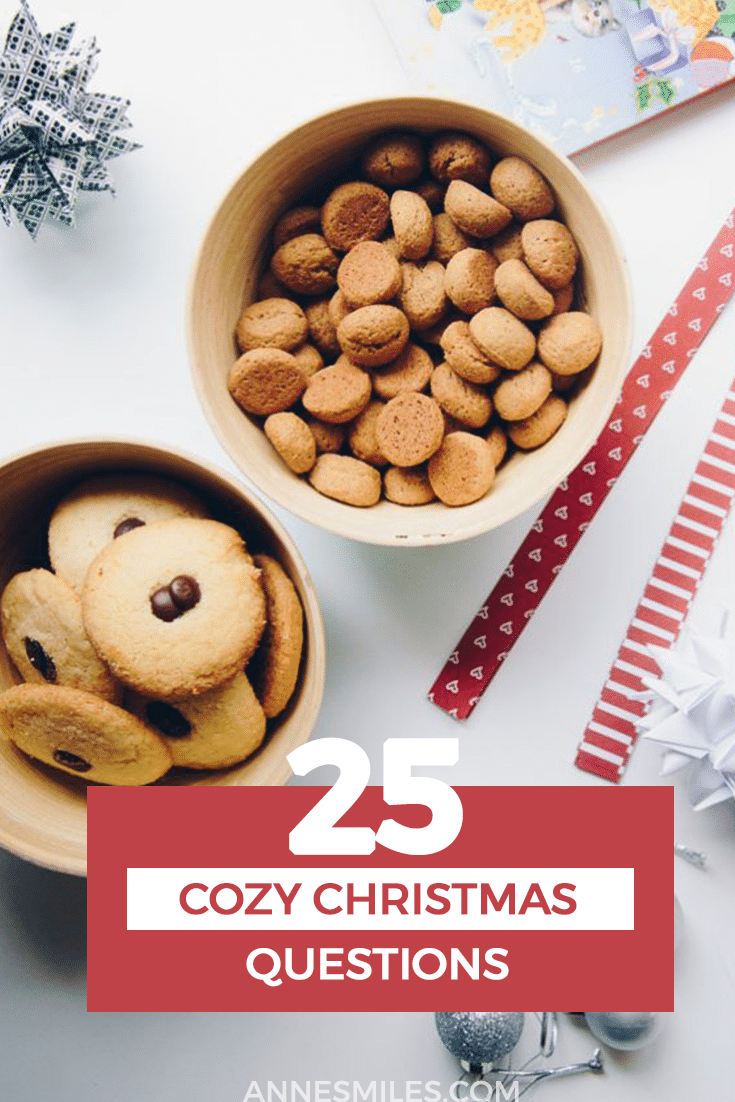 24 Cozy Christmas Questions