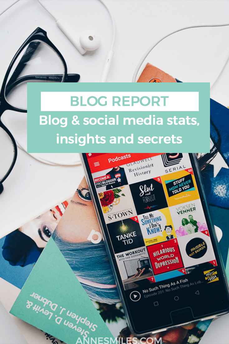 Blog Report: Stats, Insights & Secrets - AS in January \'19