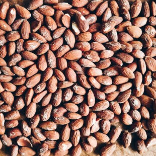 Salted Almonds – Easy To make at home